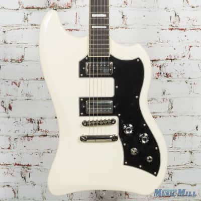 Guild T-Bird LB-1 Vintage White-3791511828-MSRP$1,110 for sale