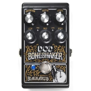 DOD Boneshaker Distortion Pedal by Black Arts Toneworks for sale