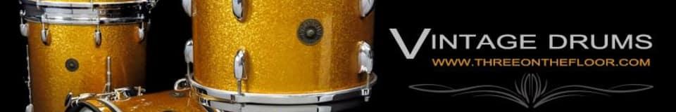 Three On The Floor Drums