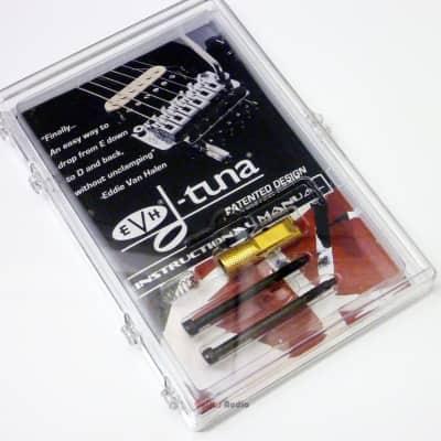 EVH Van Halen GOLD DTuna Drop Tuner for Locking Trem Floyd Rose Tremolo DT100G for sale
