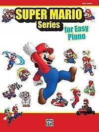 Super Mario Series for Easy Piano | Liberty Bellows