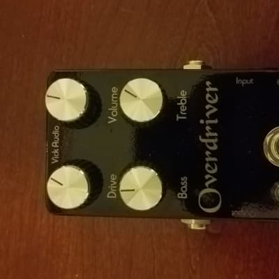 Vick Audio Overdriver FREE SHIPPING