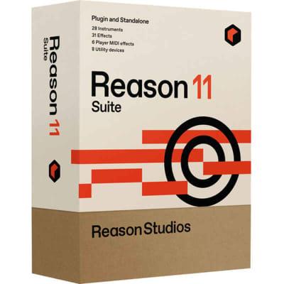 Reason Studios Reason 11 Suite Software (Download)