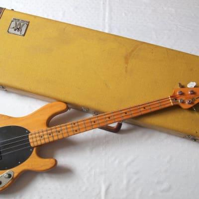 Music Man Stingray lV 1977 Natural for sale