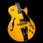 Ibanez George Benson GB40THII 40th Anni Archtop Electric Guitar Antique Amber image