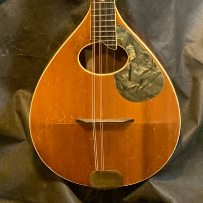 Slingerland Pre-War A style Mandolin - Great Player - All Original - Ships FREE! for sale