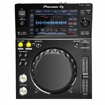 Pioneer XDJ-700 rekordbox DJ Digital Deck