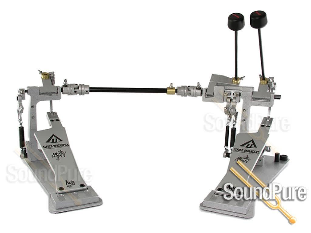 Axis Alfred Berengena Double Bass Drum Pedals W Microtune