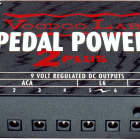 Voodoo Lab Pedal Power 2 Plus Power Supply 120 volts image