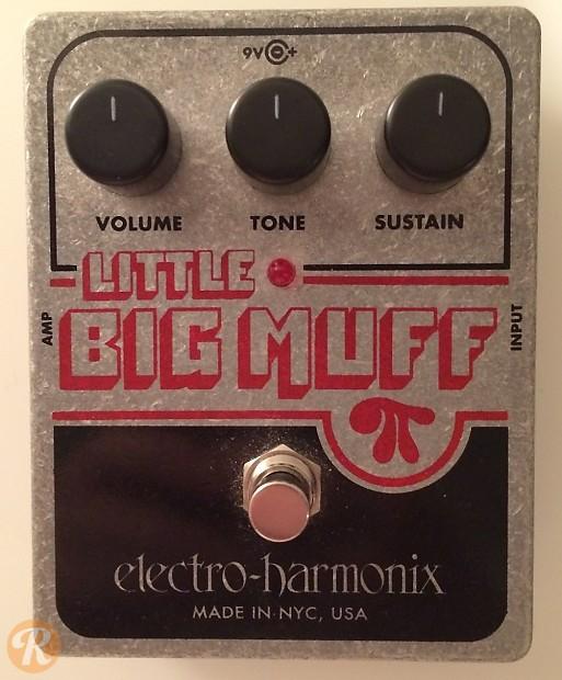 3fc7dca437c2d8 Electro-Harmonix Little Big Muff Pi Price Guide