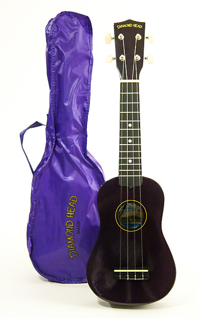 Ukulele Diamond Head : diamond head soprano ukulele purple reverb ~ Vivirlamusica.com Haus und Dekorationen