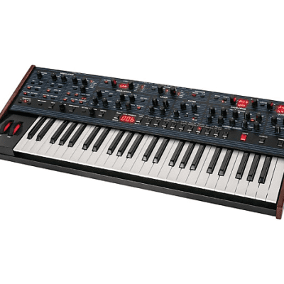 Sequential OB-6 6-Voice Polyphonic Analog Synthesizer