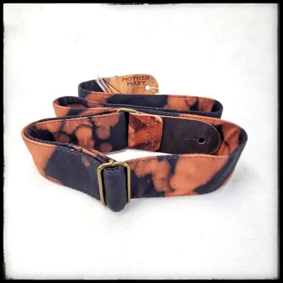 Mother Mary Company Black Bleached Strap