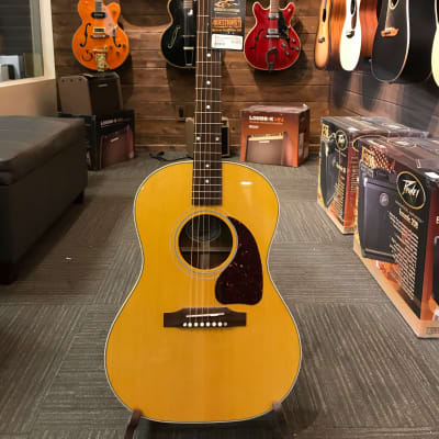 Gibson LG-2 American Eagle with Electronics Antique Natural 2018 NOS