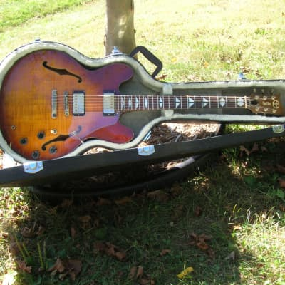 Electra X410 Jazz Strad 1977 Sunburst for sale