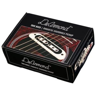 DeArmond Tone Boss acoustic Guitar soundhole pickup #009-9208-049 for sale