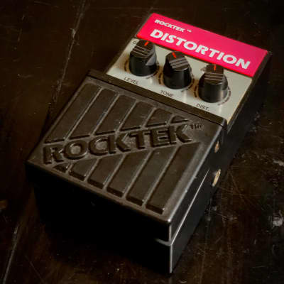 Rocktek Distortion  Black and pink for sale