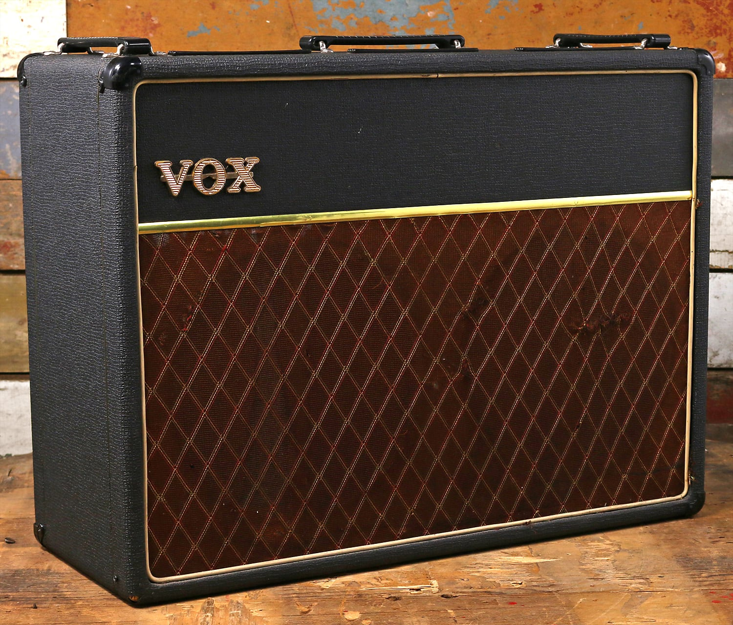 Image result for Vox ac30