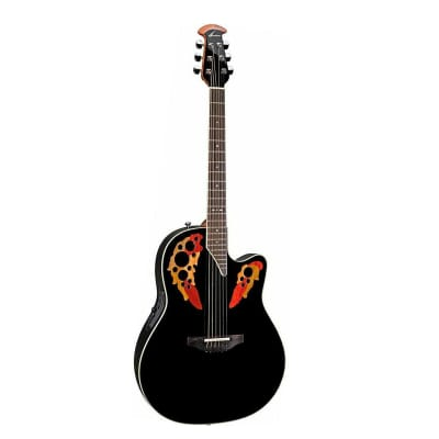 Ovation Standard Elite Model 2778 AX Black