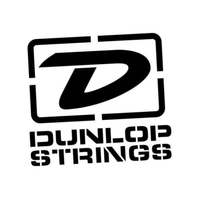 Dunlop Nickel Plated Single Wound Electric String 056
