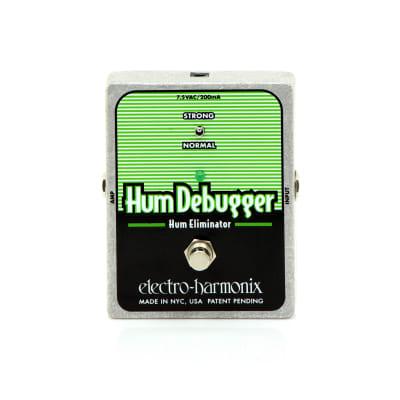 Electro Harmonix HUM DEBUGGER Hum Eliminator Pedal for sale