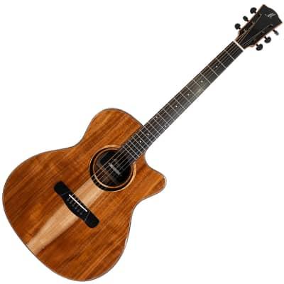 Merida Extrema GACE Koa Electro Acoustic Guitar - Natural for sale