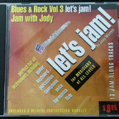 Watch & Learn Blues & Rock Vol 3 Let's Jam