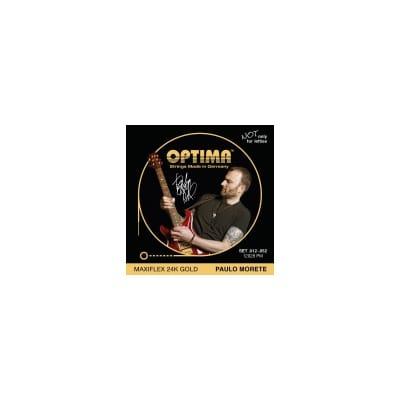 Optima Gold Strings 12028 12-52 Paulo Morete