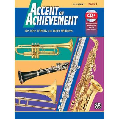 Accent On Achievement - Clarinet Book 1