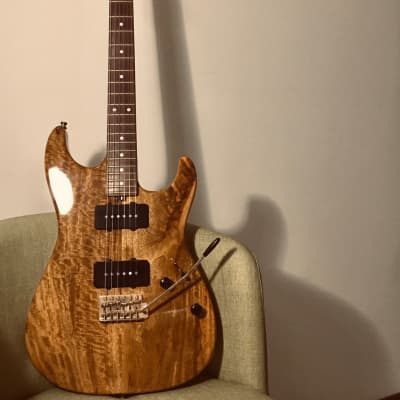 Bacchus Global series  Exotic Mango wood line  2014 for sale