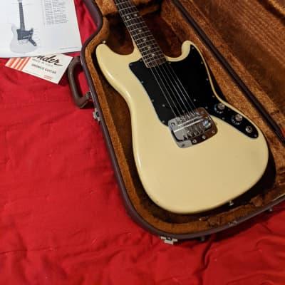 Fender Bronco (1967 - 1979) for sale