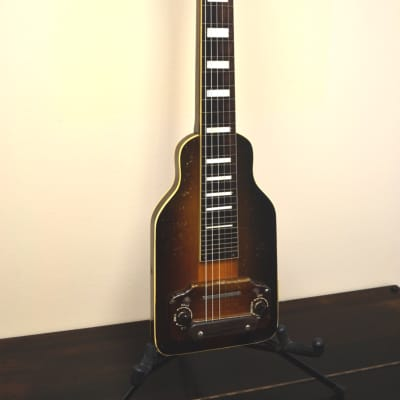 Sherwood Lap Steel 1940s, very good condition, $450.00 for sale