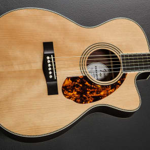 Fender Paramount Series PM-3 Limited 2016 Natural