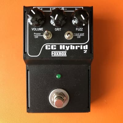 Foxrox CC Hybrid 2 Fuzz