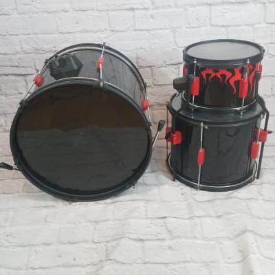 Unknown 3pc Junior Size Drum Kit