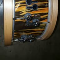 Sonor  SQ2 Outer Ply Tiger Wood/Inner Ply Strata Wood