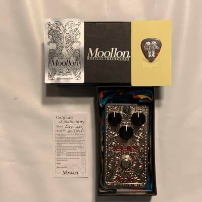 Moollon Super Lead Overdrive 201 'Awesome' for sale