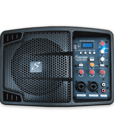 Studiomaster Livesys 5 Active Monitor Speaker 2020 Black