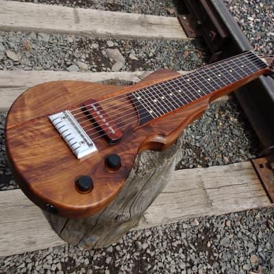 Rukavina 8 String Ripple Lapsteel Guitar - 24