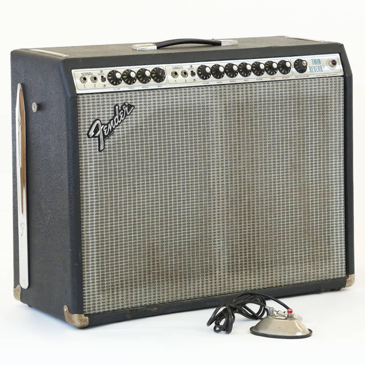 1979 fender twin reverb vintage electric guitar amplifier reverb. Black Bedroom Furniture Sets. Home Design Ideas
