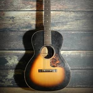 Gibson HG-00 Sunburst 1937