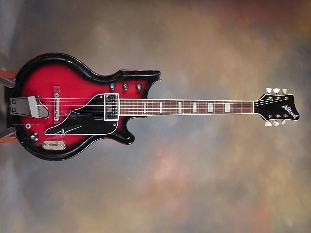 1963 national westwood75 guitar works ltd reverb. Black Bedroom Furniture Sets. Home Design Ideas