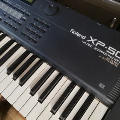 Roland XP-50, not working