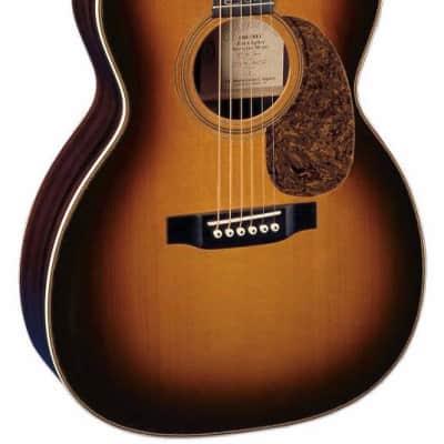Martin 000-28EC Eric Clapton Signature Model  Sunburst Acoustic Guitar for sale