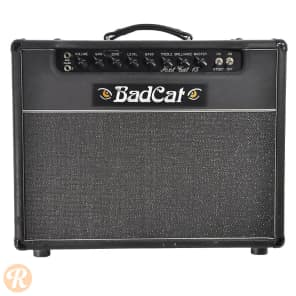 """Bad Cat Hot Cat 15 15-Watt 1x12"""" Guitar Combo 2000s"""