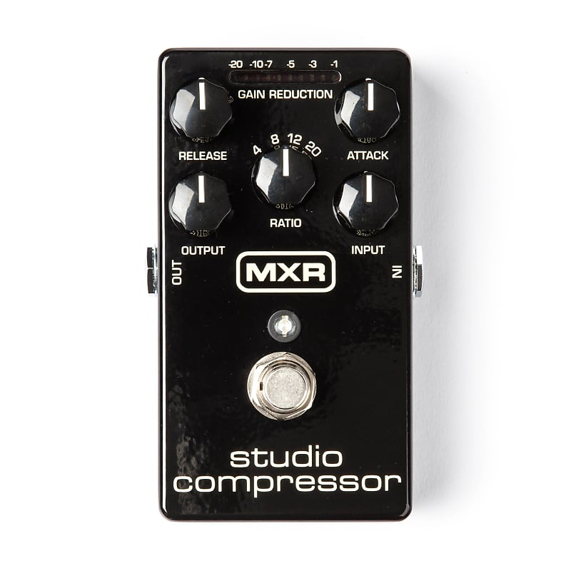 MXR M76 Studio Compressor Effects Pedal