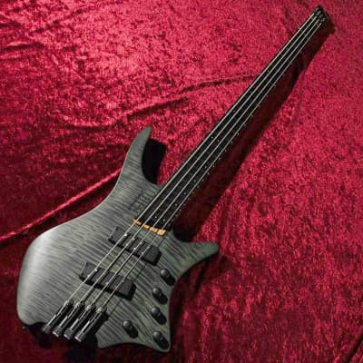 Strandberg Boden Bass Prog 4 Strings Trans Black Stain for sale