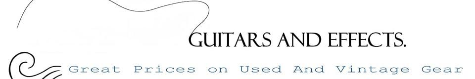 GuitarsAndEffects