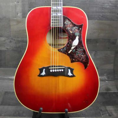 Gibson Dove 1980 Sunburst for sale