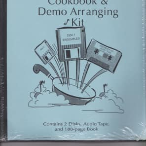 Katamar Entertainment Group KOrg X3 Cookbook & Demo Arranging KIt
